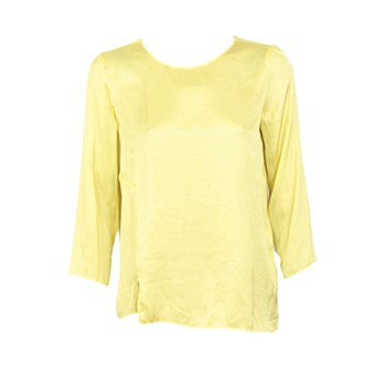 Bluza ZARA Simple Yellow