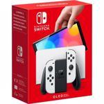 Consola Nintendo Switch OLED, White Joy-Con - Precomanda