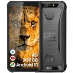 Telefon mobil iHunt S60 Discovery Plus 2021, 4G, IPS 5.5 , 3GB RAM, 32GB ROM, Android 10, MTK6739 QuadCore, NFC, 4400mAh, Dual SIM, Negru