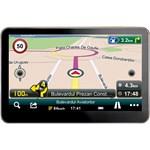 """Sistem de navigatie Smailo HD 5.0 LMU, Ecran 5"""" TFT LCD, Procesor 800 MHz, Microsoft Windows CE 6.0, Bluetooth, Actualizari pe viata a hartilor, Harta Full Europa"""