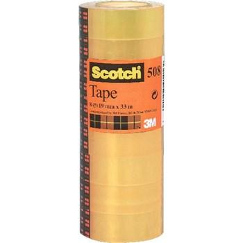 Banda adeziva Scotch TM 19mm x 33 m