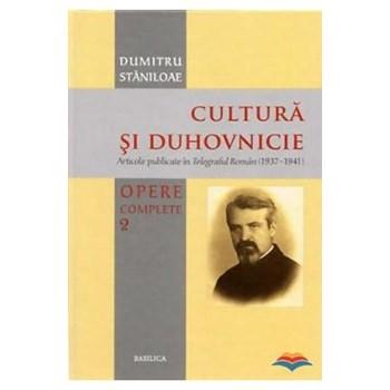 Cultură și Duhovnicie - Vol 2 - articole publicate în Telegraful Român (1937-1941)