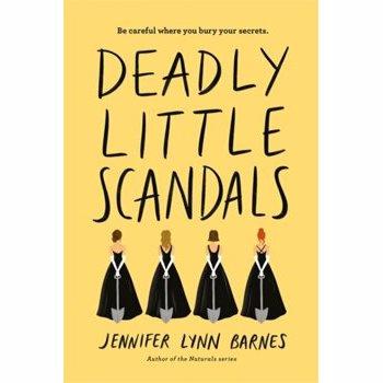 Deadly Little Scandals, Paperback