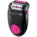 Epilator ROWENTA Skin Spirit Elite EP2902F0, retea, negru-roz