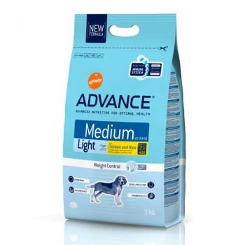 Advance Dog Adult Medium Light 12 kg