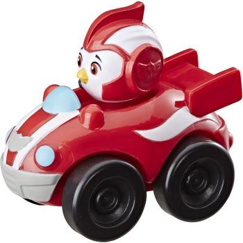 Figurine / Mini figurina cu vehicul Top Wing Rod (E5744)