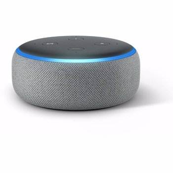 Boxa Amazon Echo Dot 3, Alexa, Gri