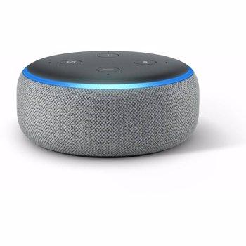 Boxa portabila Amazon Echo Dot 3rd Gri