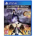 Saints Row IV Re-Elected & Gat Out of Hell PS4