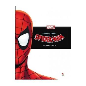 Marvel - Uimitorul Spider-Man. Inceputurile 978-606-21-0120-6