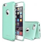 Skin Ringke Eco Slim iPhone 6 Mint Logo cut + Folie 159378