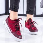 Pantofi sport dama visinii Corinia-rl