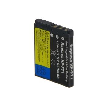 PLW113D.536 - acumulator tip Sony NP-FT1, 650mAh