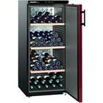Liebherr Vitrina pentru vin WKr 3211, 295 L, Clasa A++, Negru