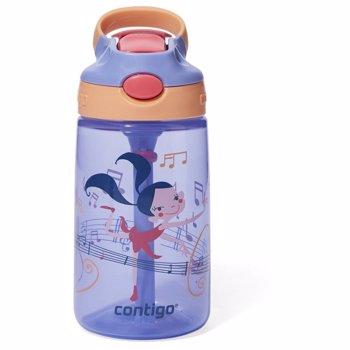 Sticla de apa pentru copii Contigo Gizmo Flip,Wink Dancer 420ml