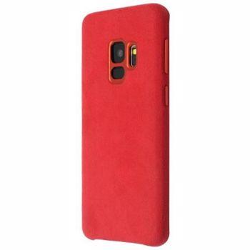 Carcasa Samsung Galaxy S9 G960 Just Must Origin Fiber Red