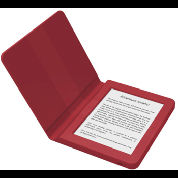 eBook Reader Bookeen Saga 8GB Red Bordeaux CYBSB2F-BX