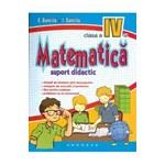 Matematica Cls 4 Suport Didactic - E. Dancila, I. Dancila