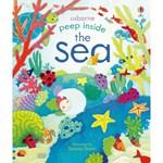 Peep inside the sea - Carte Usborne (3+)