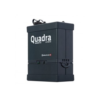 Elinchrom #10266.1 Powerpack Quadra Hybrid Lead-Gel