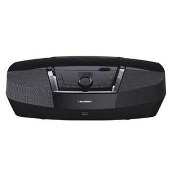 Microsistem audio Blaupunkt Boombax BB12BK, CD Player, tuner FM, USB, 2X2W, Black