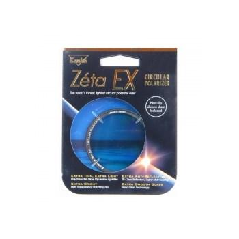 Filtru Kenko Zeta EX CP-L 62mm Polarizare Circulara
