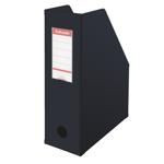 Suport vertical PVC, negru, ESSELTE VIVIDA