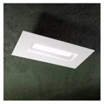 Plafoniera GE-VIRGINIA 25W LED 45cm modern