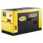 KIPOR generator insonorizat KDE 19 STA3, diesel, 16.3 kW, fara automatizare