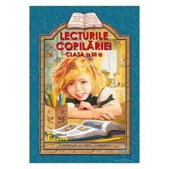 Lecturile copilariei - Clasa 3 - Lucica Buzenchi