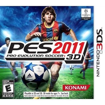 Joc 3DS PRO EVOLUTION SOCCER 2011 N3DS