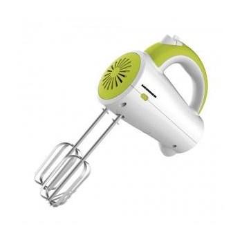Mixer de mana Heinner Charm HM-250GR 200W 5 viteze Indicator luminos Alb-Verde hm-250gr
