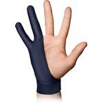 Accesoriu tableta grafica SMUDGE GUARD Finger gloves SG2, Blue, Medium