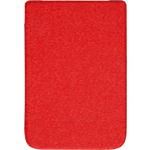 Husa protectie PocketBook Shell series PU Red WPUC-627-S-RD