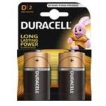 Baterii Duracell Basic D, 2 buc