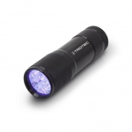 Lanterna UV Trotec Torchlight 5F, 9 LED-uri, 3 baterii AAA