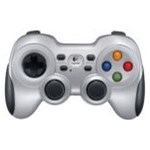 Gamepad Logitech F710, Wireless, USB