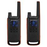 Statie radio PMR portabila Motorola TALKABOUT T82 set cu 2 buc pni-mtat82