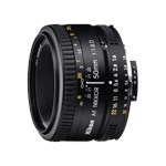 Obiectiv Foto Nikon AF 50mm f1.8D jaa013da