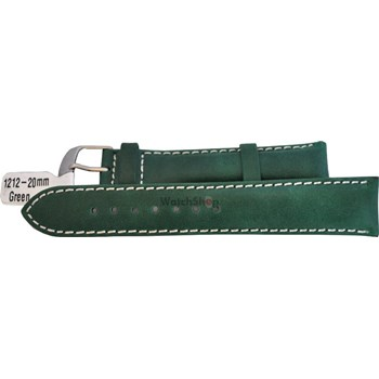 Curea (bratara) WS 1212 20mm Green