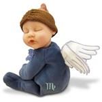 Papusa zodiac Anne Geddes - Fecioara