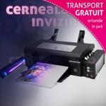 Imprimanta Epson Stylus L805 cu sistem CISS si cerneala invizibila