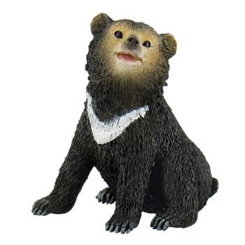 Figurina Pui Urs Asiatic Negru