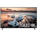 Televizor LED Samsung Smart TV QLED 65Q900R Seria Q900R 163cm negru 8K UHD HDR