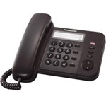 Telefon fix Panasonic KX-TS520FXB Black