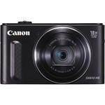 Aparat Foto Digital Canon PowerShot SX610 HS, Filmare Full HD, 20.2MP, Zoom Optic 18x, Wi-Fi (Negru)