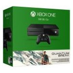 Consola Microsoft Xbox One, 500GB + Joc Quantum Break, Token Bundle