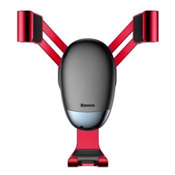 Suport auto Baseus Mini Gravity, Prindere la sistemul de ventilatie, Red