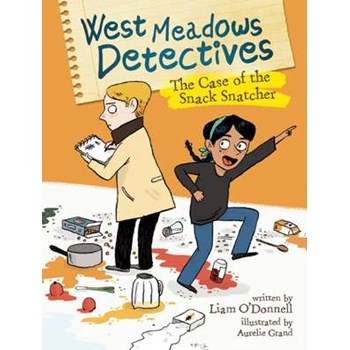 West Meadows Detectives: The Case of the Snack Snatcher (West Meadows Detectives, nr. 1)