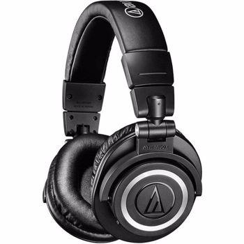 Casti Bluetooth Dj Audio-Technica ATH-M50xBT Wireless Negre ath-m50xbtbk